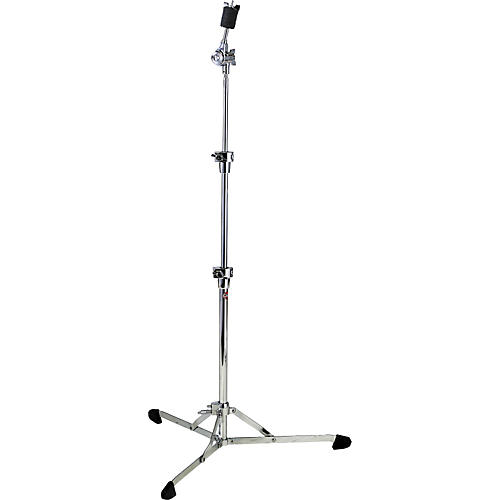 Gibraltar Flat-Base Straight Cymbal Stand with Brake Tilter-thumbnail
