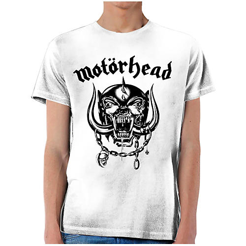 Motorhead Flat War Pig T-Shirt-thumbnail