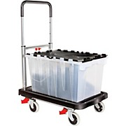 Magna Cart™ Flatform Four Wheel Folding Cart