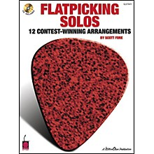 Cherry Lane Flatpicking Solos Guitar Tab Songbook with CD