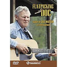 Homespun Flatpicking with Doc (DVD)