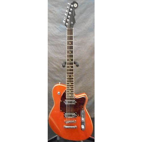 Reverend Flatroc Solid Body Electric Guitar-thumbnail