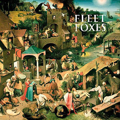 WEA Fleet Foxes - Fleet Foxes-thumbnail