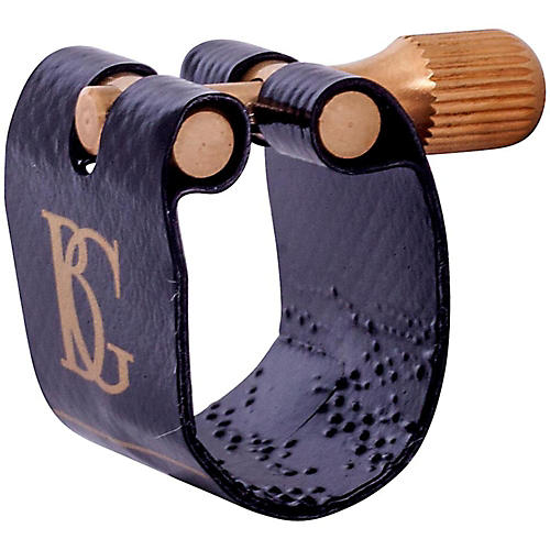BG Flex Series Tenor Saxophone Ligature For Metal Mouthpieces-thumbnail