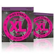 "D'Addario FlexSteels 36-7/8"" Long Scale Bass Strings (45-100) - 2-Pack"