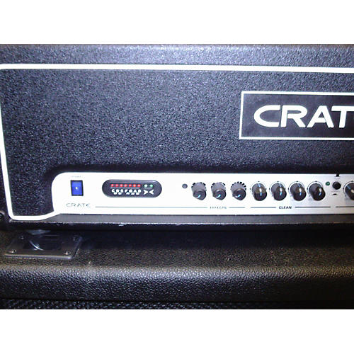 Crate FlexWave FW120H 120W Solid State Guitar Amp Head-thumbnail