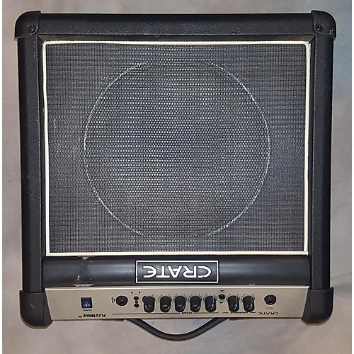 Crate FlexWave FW15R 15W 1x12 Guitar Combo Amp-thumbnail