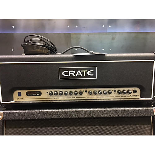 Crate FlexWave Series FW120H 120W Solid State Guitar Amp Head-thumbnail