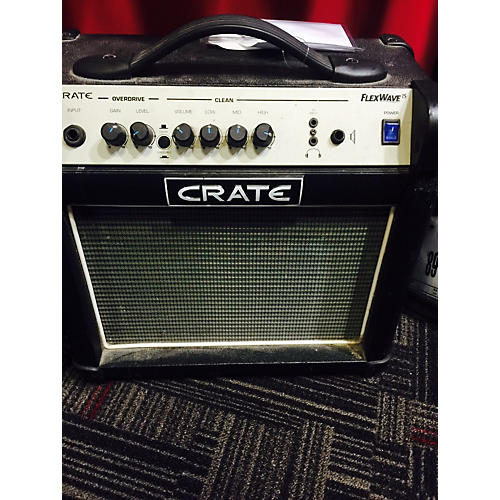 Crate FlexWave Series FW15 15W 1x8 Guitar Combo Amp