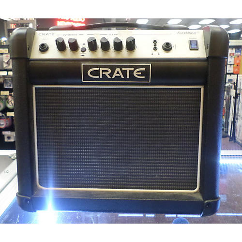 Crate FlexWave Series FW15 15W 1x8 Guitar Combo Amp-thumbnail