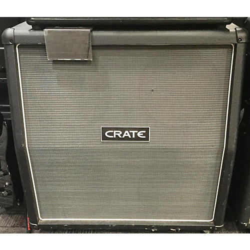 Crate FlexWave Series FW412 120W 4x12 Guitar Cabinet-thumbnail