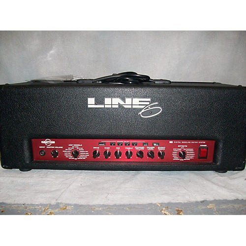 Line 6 Flextone HD Solid State Guitar Amp Head-thumbnail