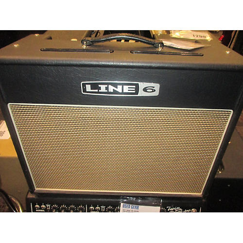 Line 6 Flextone III With Pedal Guitar Combo Amp