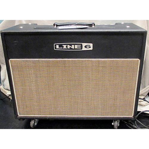 Line 6 Flextone III XL 150W Stereo 2X12 Guitar Combo Amp-thumbnail