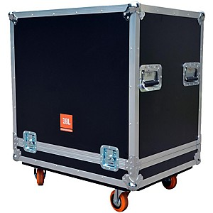 JBL Bag Flight Case for PRX718XLF with 3.5-Inch Casters by JBL Bag