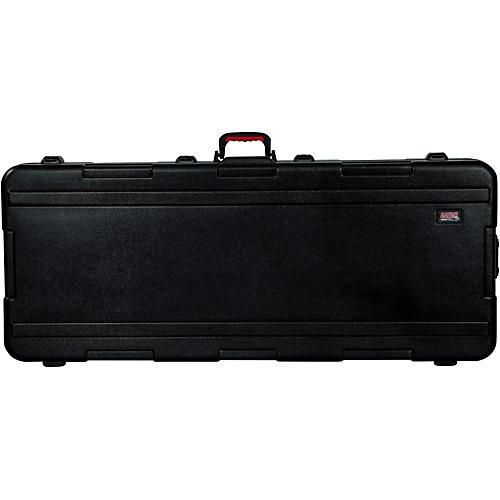 Gator Flight Pro TSA ATA Deep Keyboard Case with Wheels 76 Key