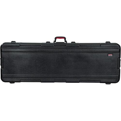 Gator Flight Pro TSA ATA Molded Keyboard Case with Wheels 88 Key
