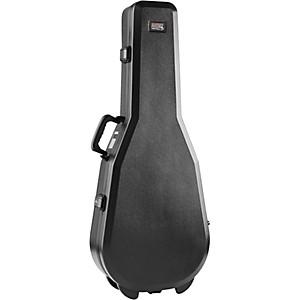 Gator Flight Pro TSA Series ATA Molded Acoustic Guitar Case by Gator