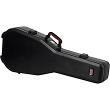 Gator Flight Pro TSA Series ATA Molded Classical Guitar Case Level 1 Black
