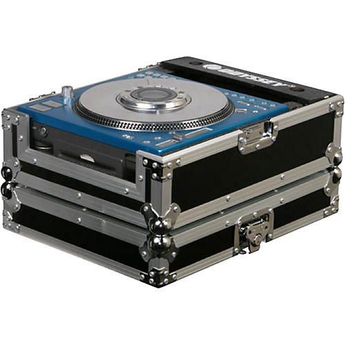 Odyssey Flight Ready Large format CD Player Case