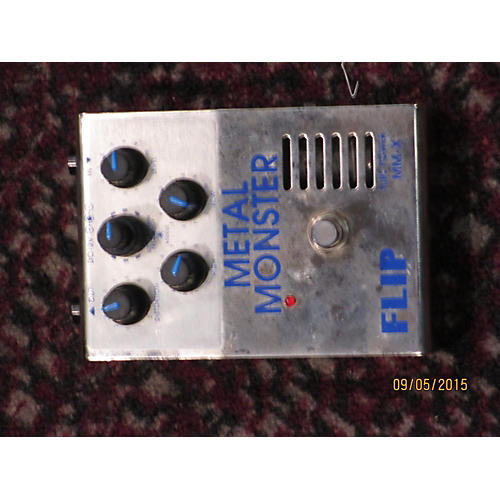 In Store Used Flip Metal Monster Effect Pedal-thumbnail