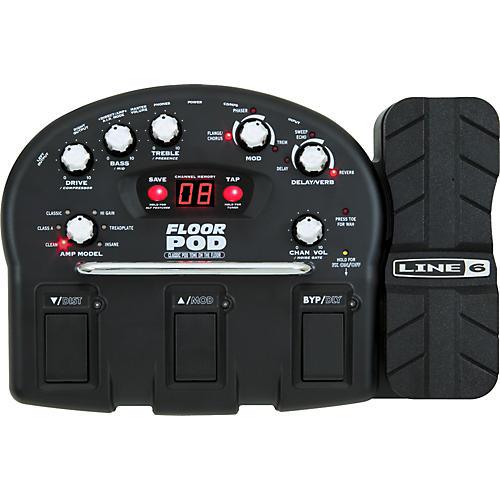 Line 6 Floor POD Guitar Multi Effects Pedal