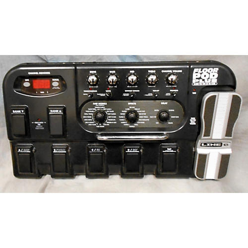 Line 6 Floor Pod Plus Effect Processor-thumbnail