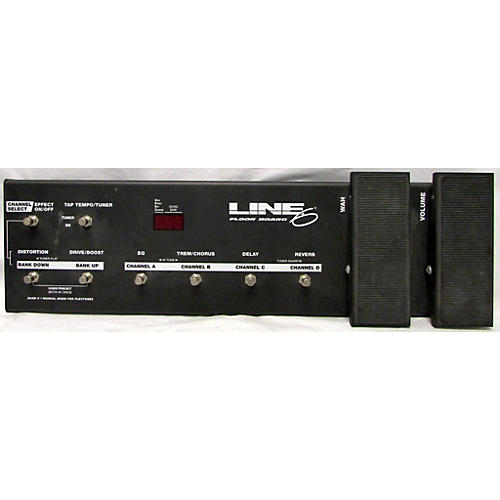 Line 6 Floorboard Footswitch