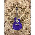 Luna Guitars Flora Passion Flower Acoustic Electric Guitar thumbnail