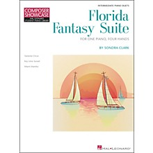 Hal Leonard Florida Fantasy Suite - One Piano/Four Hands Level 5 Hal Leonard Student Piano Library by Clark