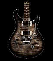 Floyd Custom 24 Carved Flame Maple 10 Top with Nickel Hardware Solid Body Electric Guitar