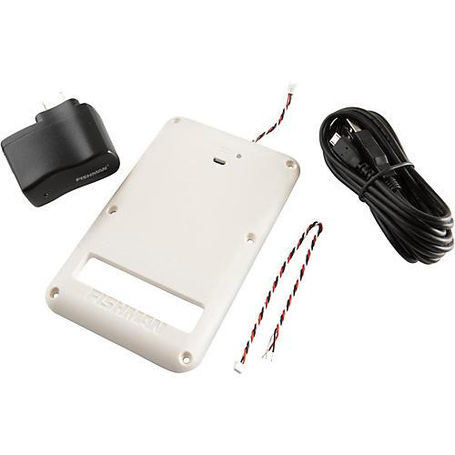 Fishman Fluence 9V Rechargeable Battery Pack for Strat White-thumbnail