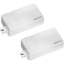 Fishman Fluence Modern Humbucker Set White Plastic