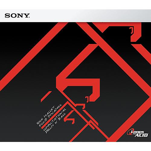 Sony Fluid Dynamics: Computational Drum 'n' Bass ACID Loops