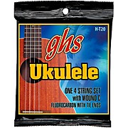 GHS Fluorocarbon Tenor Wound C Ukulele Strings