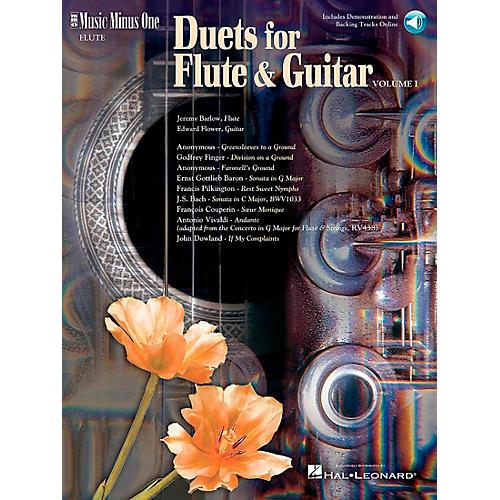 Hal Leonard Flute And Guitar Duets