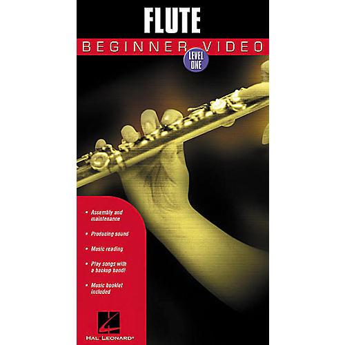 Hal Leonard Flute Beginner Video - Level 1-thumbnail