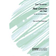 Peer Music Flute Concerto with Tango Peermusic Classical Series Softcover Composed by José Serebrier