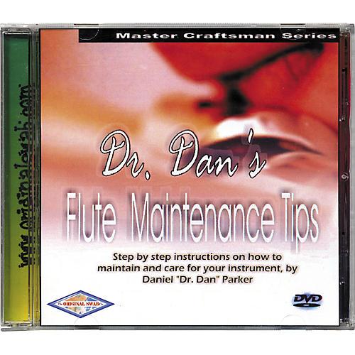 Dr. Dan's Flute Maintenance DVD-thumbnail