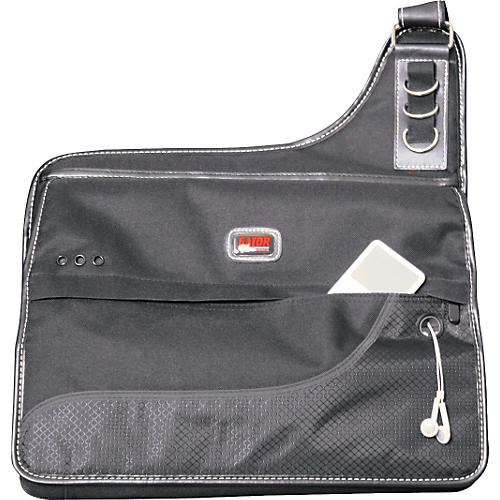 Gator Flute Messenger Bag with iPod Storage