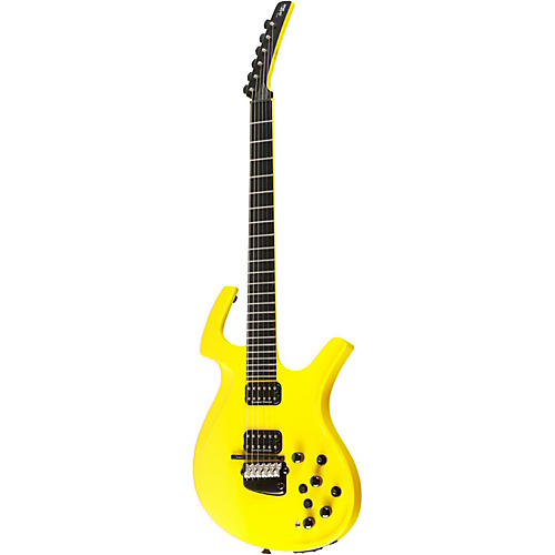 Parker Guitars Fly Mojo MIDI Electric Guitar Taxi Cab Yellow-thumbnail