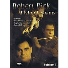 Lauren Keiser Music Publishing Flying Lessons 3 DVD Set (Volume 1) LKM Music Series DVD Composed by Robert Dick