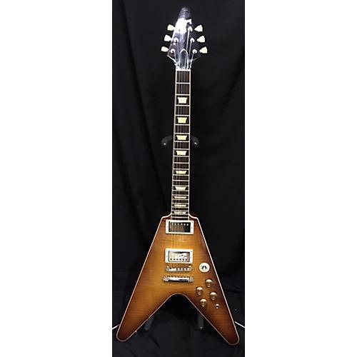 Gibson Flying V Custom Solid Body Electric Guitar-thumbnail