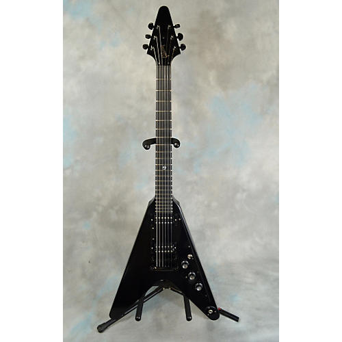 Gibson Flying V Gothic Solid Body Electric Guitar