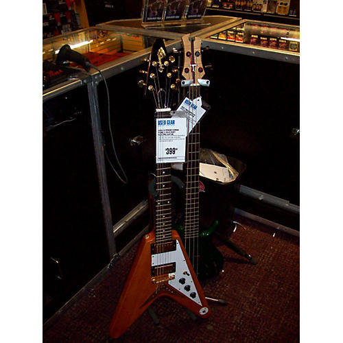 Epiphone Flying V Solid Body Electric Guitar-thumbnail