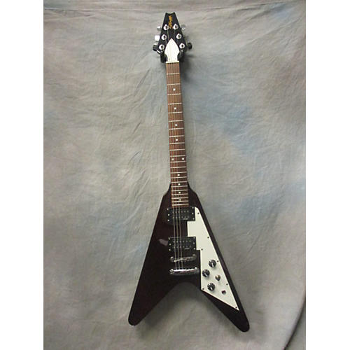 Stagg Flying V Solid Body Electric Guitar