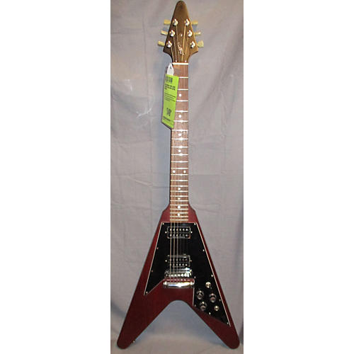 Gibson Flying V Solid Body Electric Guitar-thumbnail