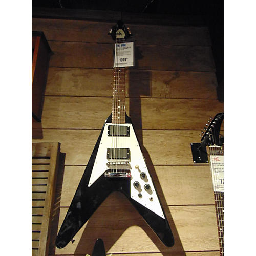 Gibson Flying V W/ EMGs Solid Body Electric Guitar-thumbnail