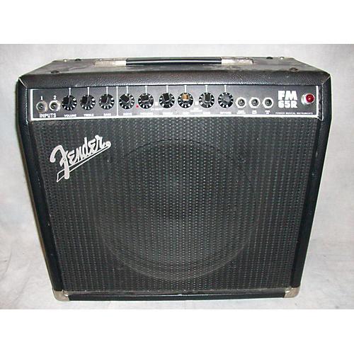 Fender Fm65r Guitar Combo Amp