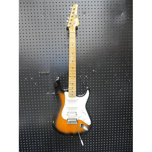 Kramer Focus 211S Solid Body Electric Guitar-thumbnail